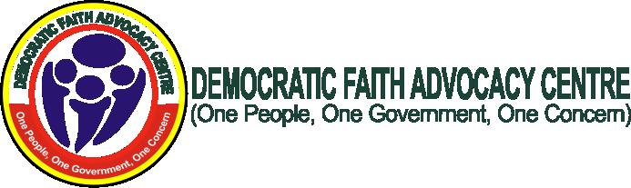 democratic faith logo